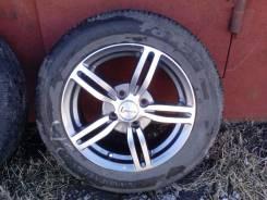 Лето. Отличный летний комплект колес для Chevrolet Lanos. 6.0x14 4x100.00 ET-44 ЦО 56,6мм.