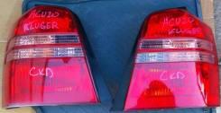 Стоп-сигнал. Toyota Kluger V, MCU20, ACU20, ACU25, MCU25 Toyota Kluger, MCU28 Двигатели: 2AZFE, 1MZFE, 3MZFE