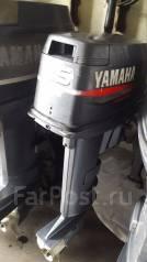 Yamaha. 20,00л.с., 2х тактный, бензин, нога L (508 мм), Год: 2005 год