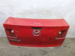 Крышка багажника. Mazda Mazda3, BK. Под заказ