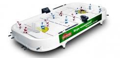 Настольный хоккей.