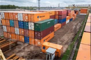 Хранение и ремонт контейнеров на терминале
