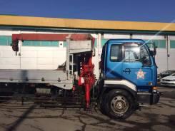 Nissan Diesel UD. Продается грузовой манипулятор , 16 991 куб. см., 10 000 кг., 9 м.