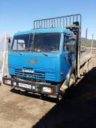 Камаз 53212. с прицепом, 740 куб. см., 18 900 кг.