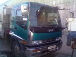 Isuzu Forward. Продаётся Кран-борт 1999 г ,8 200 куб. см.,6НН1, 8 200 куб. см., 6 000 кг.