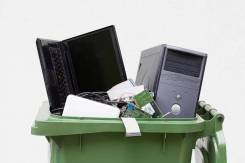 Вывезу и утилизирую компьютеры ноутбуки и др .