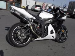 Yamaha YZF R6. 599 куб. см., исправен, птс, с пробегом