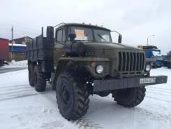 Урал 4320. УРАЛ 4320, 12 000 куб. см., 5 000 кг.