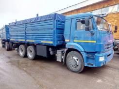 Камаз 65115. зерновоз, 7 777 куб. см., 14 000 кг.