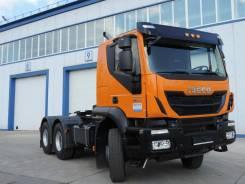 Iveco Trakker. AT720T45 6x4, 12 882 куб. см., 27 000 кг.