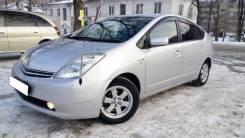 Toyota Prius. автомат, передний, 1.5 (76 л.с.), бензин, 117 000 тыс. км
