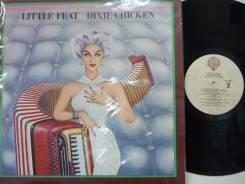 БЛЮЗ РОК! Литтл Фит / Little Feat - Dixie Chicken - JP LP 1974