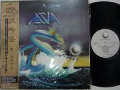 АЗИЯ / ASIA - Первый Альбом - JP LP 1982 виниловая пластинка