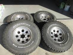 Mickey Thompson. 8.0x16, 6x139.70, ET0