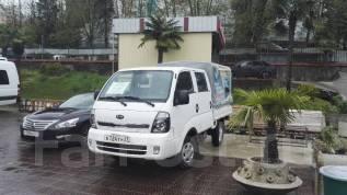 Kia Bongo III. Продается грузовик KIA Bongo III, 2 700 куб. см., 1 200 кг.