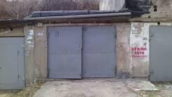 Продам гараж. улица Ленинградская 13б, р-н Южный м-н, 30 кв.м., электричество, подвал. Вид снаружи