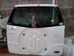 Дверь багажника. Toyota Rush, J210, J210E