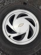 Chevrolet. 7.0x15, 5x120.00, ET50