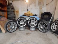 Audi. 8.5x19, 5x112.00, ET19, ЦО 57,1мм.