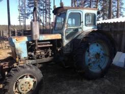 ЛТЗ Т-40АМ. Трактор т-40ам, 1 000 куб. см.