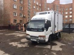Isuzu Elf. Продаётся грузовик Isuzu elf, 4 600 куб. см., 2 200 кг.