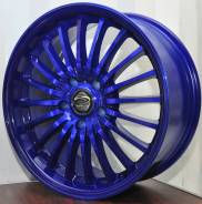 Sakura Wheels. 7.5x17, 5x114.30, ET40