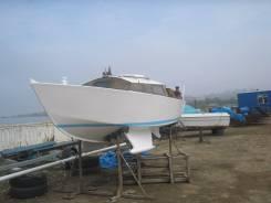 Парусную лодку продам. Длина 5,45м., Год: 1985 год. Под заказ