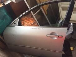Дверь боковая. Nissan Fuga, Y50 Двигатель VQ25