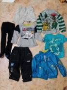 Лот одежды на мальчика. Рост: 68-74, 74-80 см