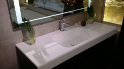 Услуги по установке унитазов, ванн, душевых кабин, раковин