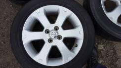 Nissan. 6.0x16, 4x100.00, ET42, ЦО 70,0мм.
