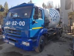 Камаз 65115. Продается автобетоносмеситель, 6 700 куб. см., 7,00куб. м.