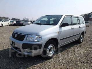 Toyota Succeed. автомат, 4wd, 1.5 (105 л.с.), бензин, 141 000 тыс. км, б/п. Под заказ
