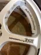 Advan Racing RGII. 7.0x17, 5x100.00, 5x114.30, ET-40