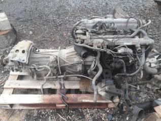 Автоматическая коробка переключения передач. Mazda Bongo Friendee Двигатель WLT