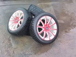 Зимние колёсики. 7.5x17 5x114.30 ET45