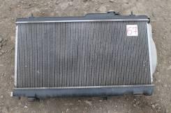 Радиатор охлаждения двигателя. Subaru Impreza WRX, GDA, GDB