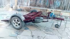 Самодельная модель. Прицеп подкат, автовоз, 2 000 кг.