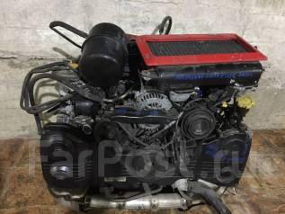 Двигатель в сборе. Subaru Legacy B4, BE5, BH5 Subaru Legacy, BE5, BH5 Двигатели: EJ206, EJ206TT