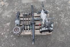 Механическая коробка переключения передач. Subaru Impreza WRX, GDA