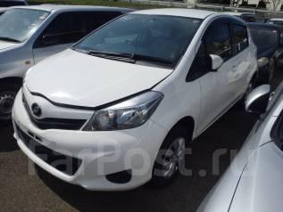 Toyota Vitz. вариатор, 4wd, 1.3, бензин, 91 000 тыс. км, б/п. Под заказ