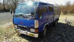 Mitsubishi Canter. Продам хороший ухоженный грузовик, 2 800 куб. см., 1 500 кг.