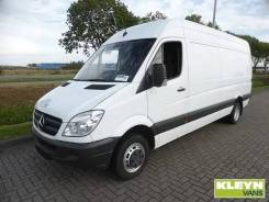 Mercedes-Benz Sprinter 515 CDI. Mercedes-Benz Sprinter Van 515 CDI, 2 200 куб. см.