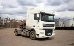 DAF XF. DAF FT XF 105.460, 12 900 куб. см., 18 600 кг.
