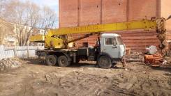 Ульяновец. Продается автокран, 260 куб. см., 2 000 кг., 22 м.