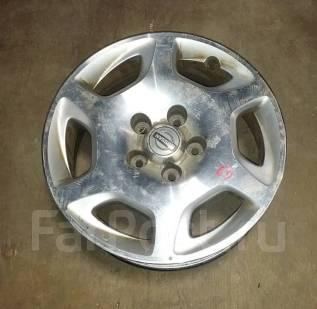 Nissan. x16, 5x114.30, ЦО 64,0мм.