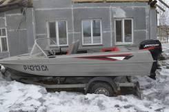 Казанка-5М2. Год: 1981 год, двигатель подвесной, 40,00л.с., бензин