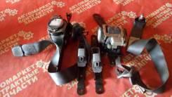 Ремень безопасности. Nissan Almera Classic, B10 Двигатели: QG16, QG16DE