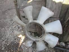 Вентилятор охлаждения радиатора. Mitsubishi Canter