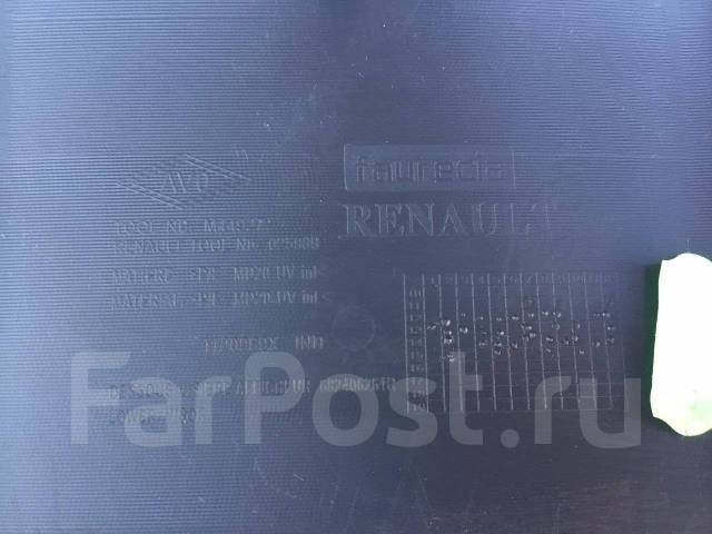 Панель приборов. Nissan Terrano, D10 Renault Duster Двигатели: F4R, K4M, K9K